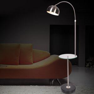 Moderne Simple Salon Salle d'étude créative lampadaire debout avec table basse
