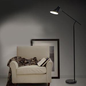 Style Nordique Salon Salle d'étude créative lampadaire debout en deux couleurs