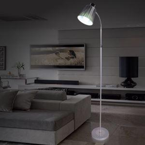 (Entrepôt UE) Moderne Simple Salon Salle d'étude créative lampadaire debout en trois couleurs