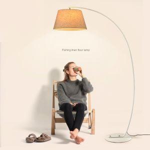 Moderne Simple Salon Salle d'étude créative lampadaire debout