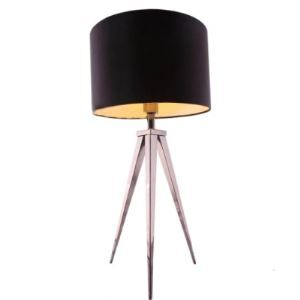 """27.9""""Hauteur forme de tambour et Trépied Base Concepteur Lampe de plafonds"""