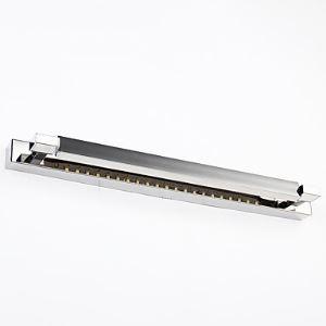 (Entrepôt UE) LED Salle de bain Lampe,Moderne/Contemporain LED Métal intégré