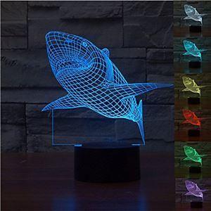 0.5 W RGB Dimmable / Capteur Lampe de nuit veilleuse 5V V ABS