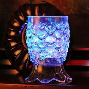 1PC couleur coloré Créatif Pub Led veilleuse Lampe de nuit LED