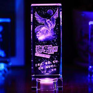 1PC 3D Douze Constellations Articles Cristal Balle Lueur Créatif Cadeaux Led veilleuse Lampe
