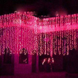 (Entrepôt UE) Led Chaîne Lampe - Noël & Halloween Décoration - Festival Lampe - Mariage Lampe(Leh-84070)