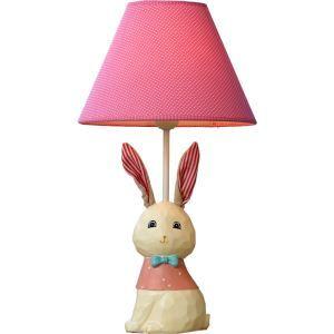 Moderne Simple Tissu Créatif oreilles de lapin lampe de table Abat-jour en linge(2 modèles)
