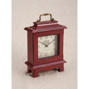 (Entrepôt UE) Style américain faire le vieux Rétro heure horloge