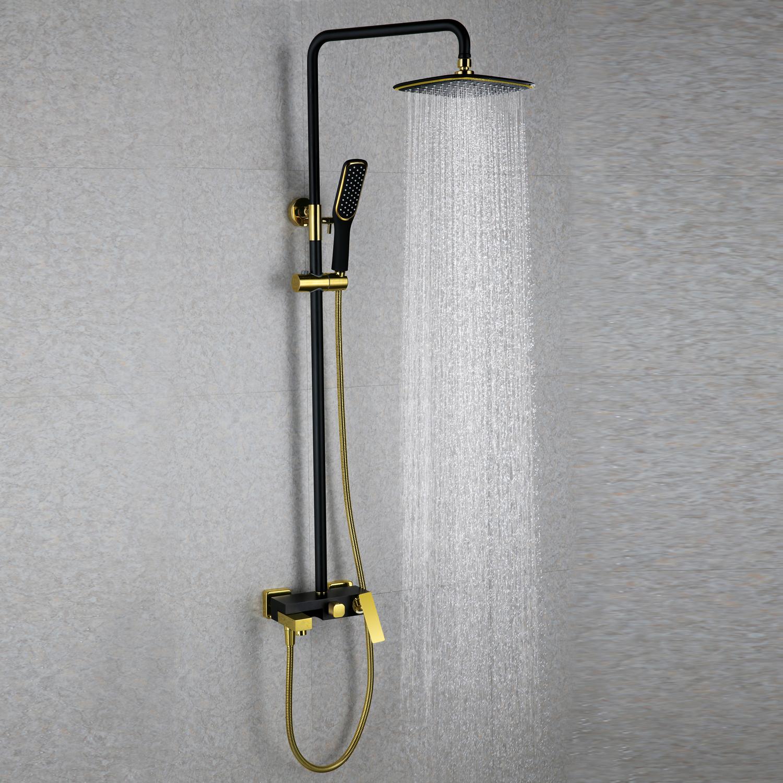 robinets robinet de douche robinet de montage mural entrep t ue style europ en moderne. Black Bedroom Furniture Sets. Home Design Ideas
