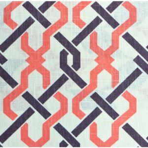 (Entrepôt UE) Simple Elégante Haute qualité d'impression géométrique des tissus textiles de coton