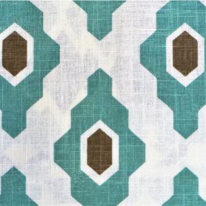 (Entrepôt UE) Mode géométrique impression du motif de tissus textiles