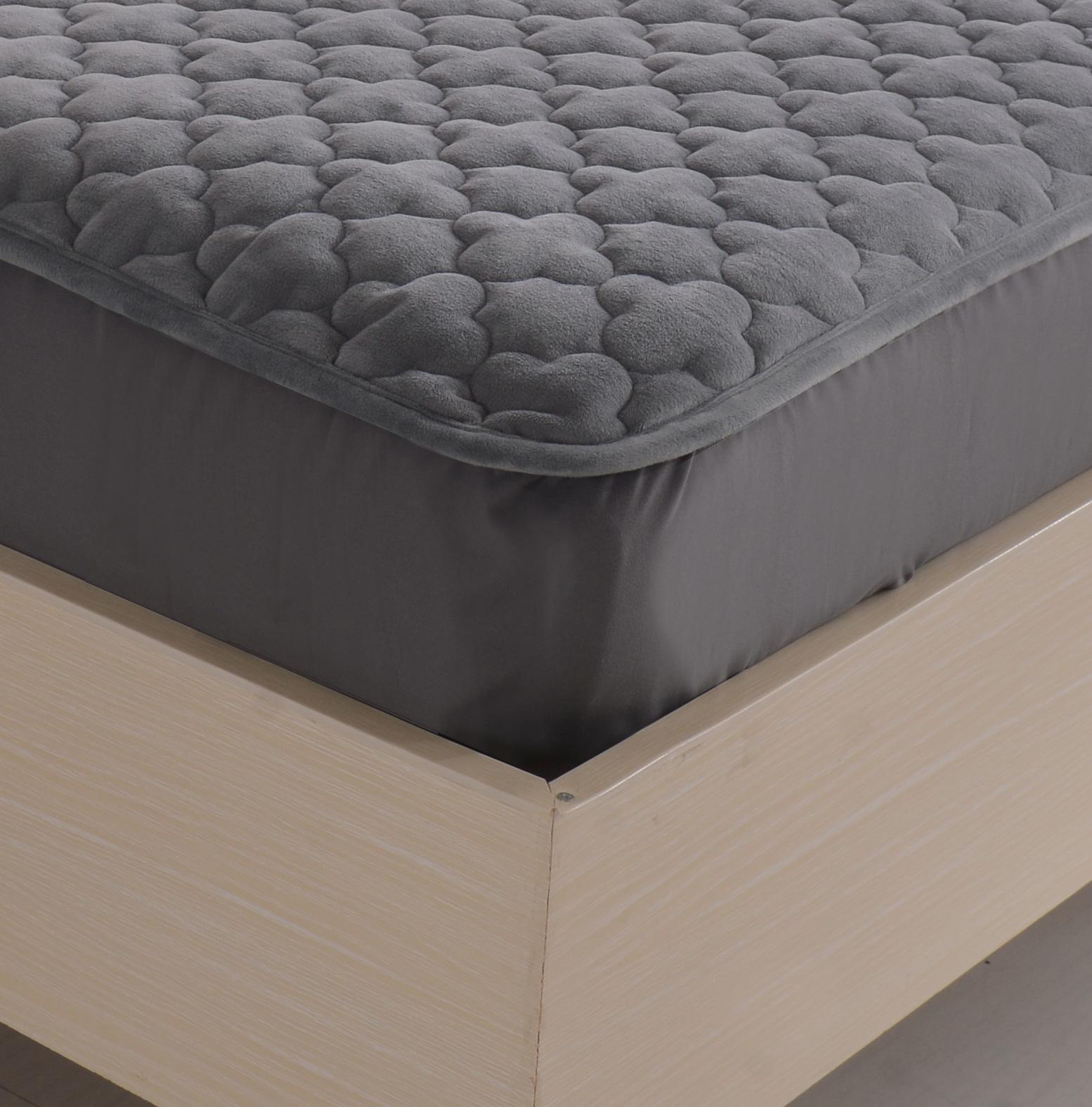 Maison textile literie drap de lit prot ge matelas for Entrepot matelas