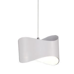 (Entrepôt UE) LED--1*9W Lustre suspension Moderne Simple Métal + Acrylique lumière neutre 4000K luminaire cuisine chambre design
