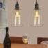 Afficher les détails pour Suspension en verre dôme H35cm luminaire cuisine salle pas cher