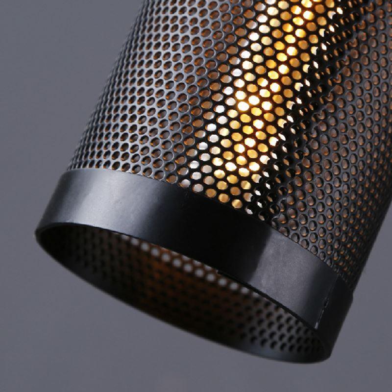 suspension en fer h24cm pour bar cuisine style r tro. Black Bedroom Furniture Sets. Home Design Ideas