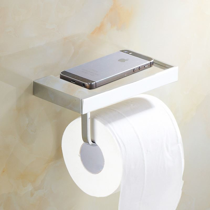 Bain porte papier toilette entrep t ue style moderne for Accessoire salle de bain cuivre
