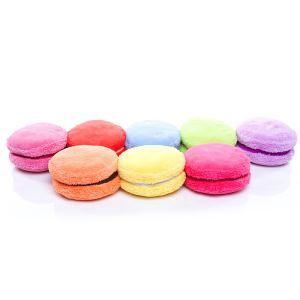 (Entrepôt UE) Poupée Macaron français à charbon actif emballage formaldéhyde pour l'intérieur et voiture