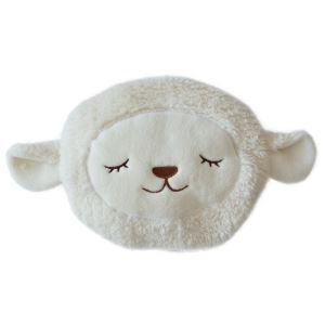 Coussins Oreiller en peluche mouton mignon étaient chauds produits à double usage