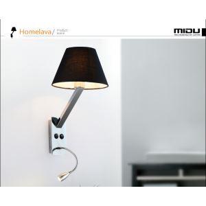 Moderne Métal LED applique murale lampe de nuit Entrée escalier Bars Bar Table lampe murale lampe fixation