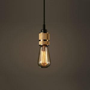 (Entrepôt UE) Suspension style rétro industriel lustre pour couloir cuisine