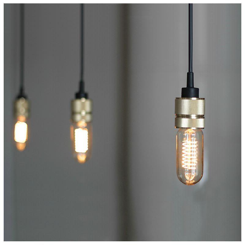 mini suspension style r tro industriel lustre pour couloir cuisine. Black Bedroom Furniture Sets. Home Design Ideas