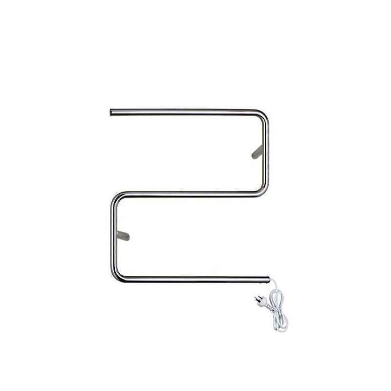 bain s che serviettes support de porte serviettes chauffage electrique 40w thermostatique. Black Bedroom Furniture Sets. Home Design Ideas