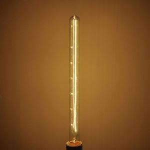 (Entrepôt UE) 40W E27 Rétro/Vintage Edison ampoule pour luminaire T26 Ampoules halogènes