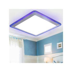 (Entrepôt UE) (DISPONIBLE)Plafonnier LED Moderne/Contemporain simple luminaire Chambre/Cuisine/Salle de bain/Couloir/Chambre d'étude pas cher