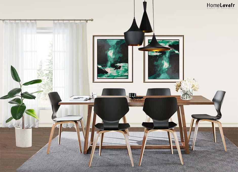 Best lustre salle a manger pas cher images design trends for Plafonnier pas cher