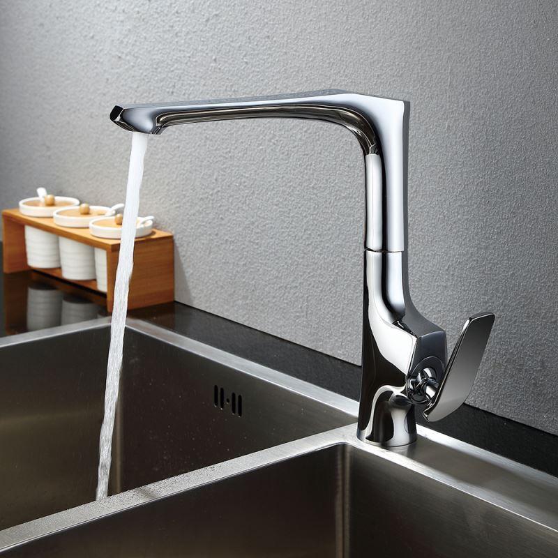 entrep t ue mitigeur robinet de cuisine style moderne. Black Bedroom Furniture Sets. Home Design Ideas