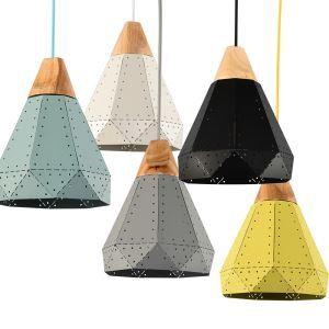 Suspension en fer lustre simple européen lampe luminaire design pour cuisine couloir escalier