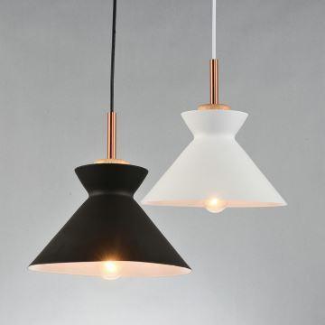 Entrepôt uesuspension lustre simple européen lampe luminaire design pour cuisine chambre salle à 1 lampe