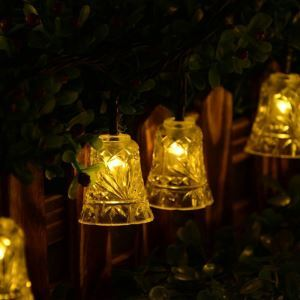 Guirlande lumineuse Micro LED 4.8 m extérieure imperméable décoration de sapin pour Noël