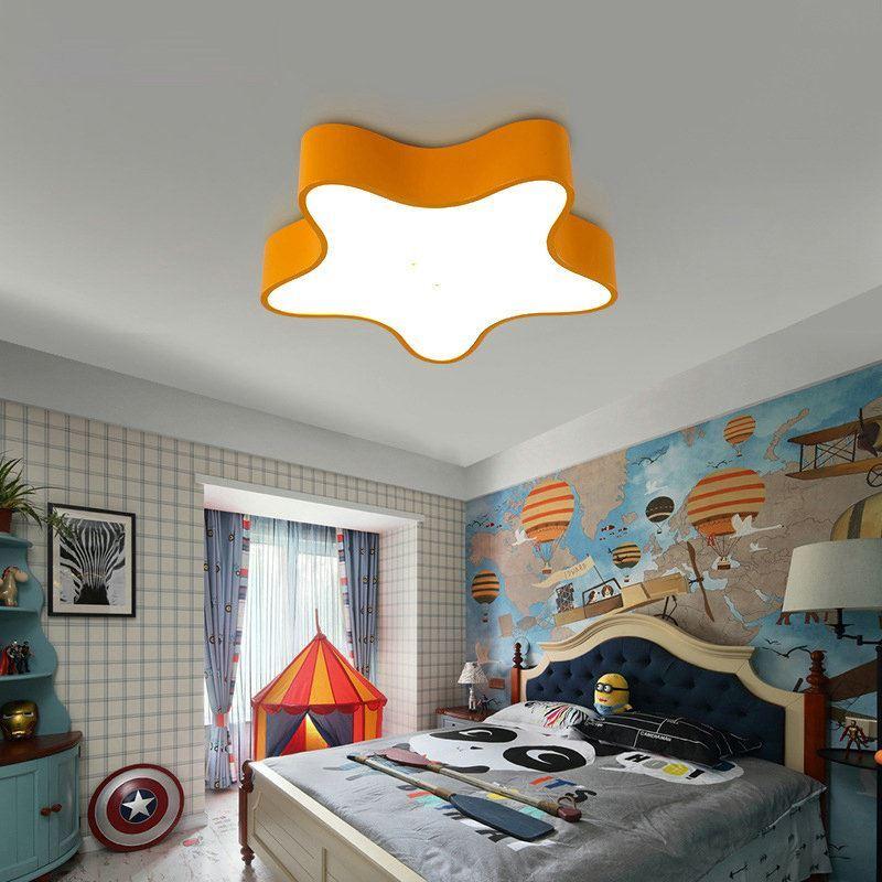 Plafonnier lampe de plafond pour chambre d 39 enfant couloir for Luminaire chambre d enfant