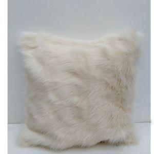 Taie de coussin oreiller Imitation fourrure de renard de luxe garniture salle du conseil