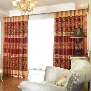 Voilage jacquard spécial pour salon chambre à coucher moderne
