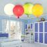 Afficher les détails pour Plafonnier LED pvc ballon 5 couleurs pour chambre d'enfant salle