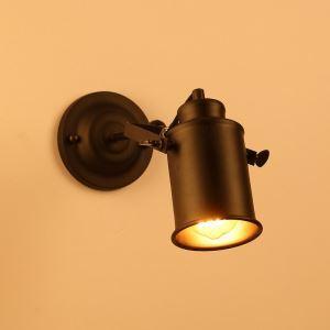 Spot projecteur Style Américain Salon magasin de vêtements 1 lampe peinture pôle d'éclairage