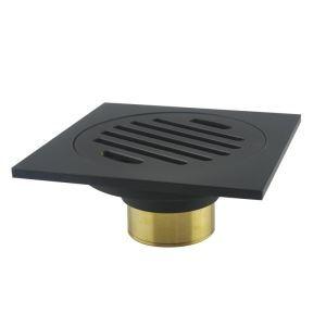 L'eau de drainage carré H38mm pour salle de bain