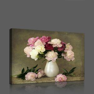 Tableau sans cadre fleurs 30*45cm