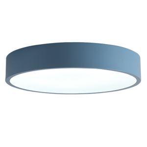 Plafonnier LED en acrylique D 50 cm pour salle chambre