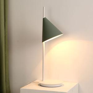 Lampe à poser ferronnerie H68cm gris salon chambre
