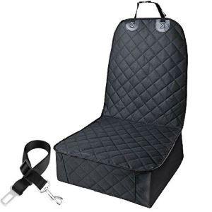 Housse de siège co-pilote imperméable anti glissante pour animaux domestiques