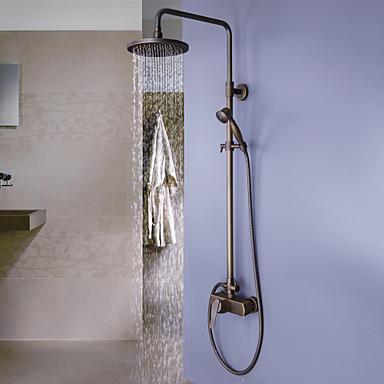 Entrep t ue robinet de baignoire douche avec pommeau de for Douche exterieure murale
