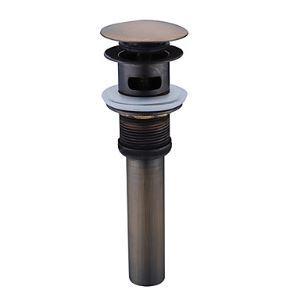(Entrepôt UE) Laiton Antique Bronze Cuivre robinet Drainage (0572 - wyx01)