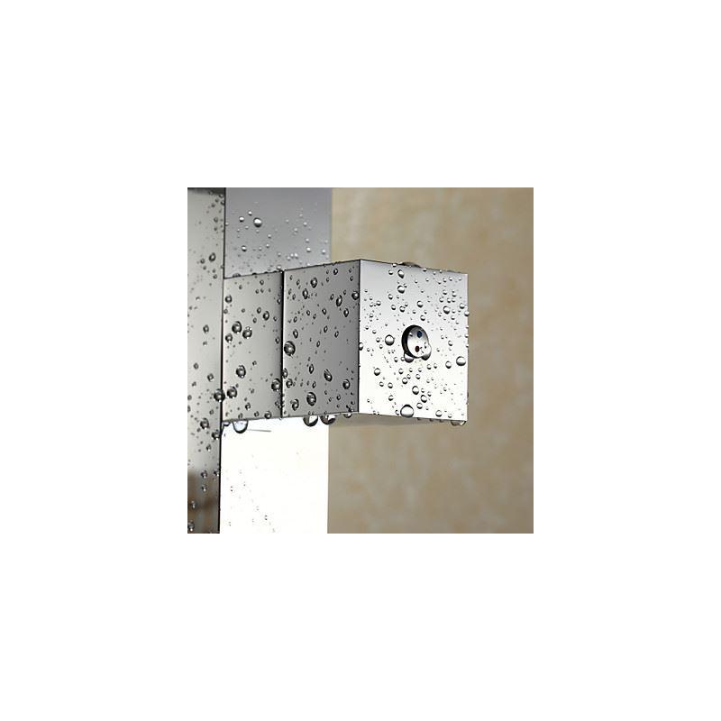 Robinet cascade led pour salle de bain ontemporain - Robinet salle de bain cascade ...