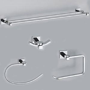 (Entrepôt UE) 4-Collections d'accessoires de bain (1041-LES-6602+6607+6608+6609)