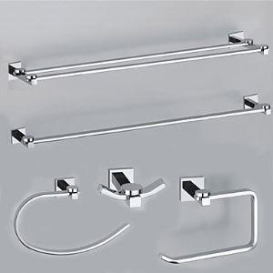 (Entrepôt UE) 4-Collections d'accessoires de bain (1041-LES-8100+8101+8108+8109)