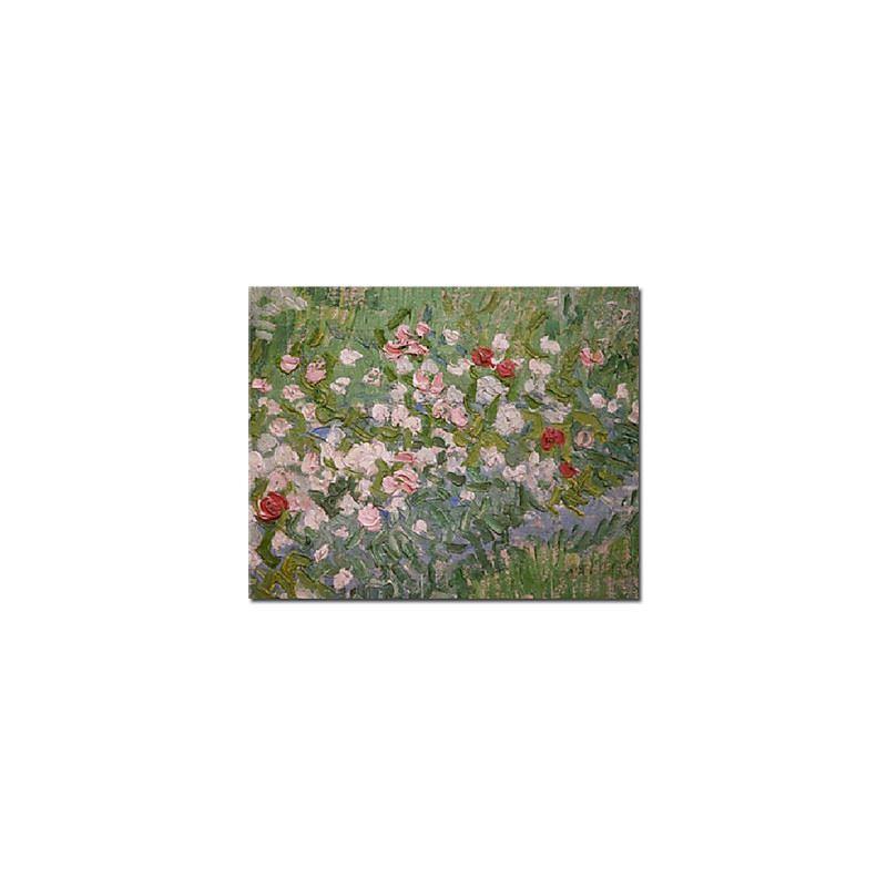 Fleur de jardin par Van Gogh