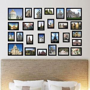 (Entrepôt UE) Moderne simple Cadre de photo ensemble -Lot de 26 FZ-2026
